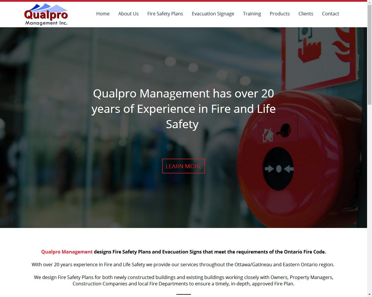 Qualpro Fire and Life Safety