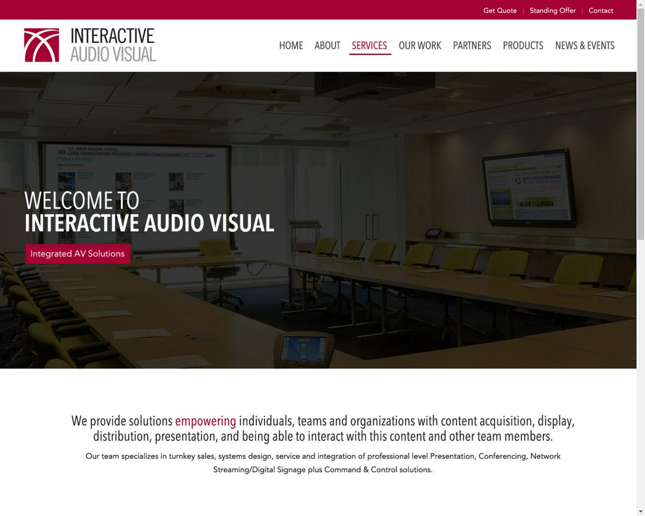 Interactive Audio Visual