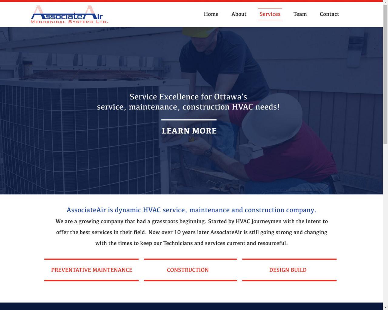 AssociateAir Mechanical Systems LTD.