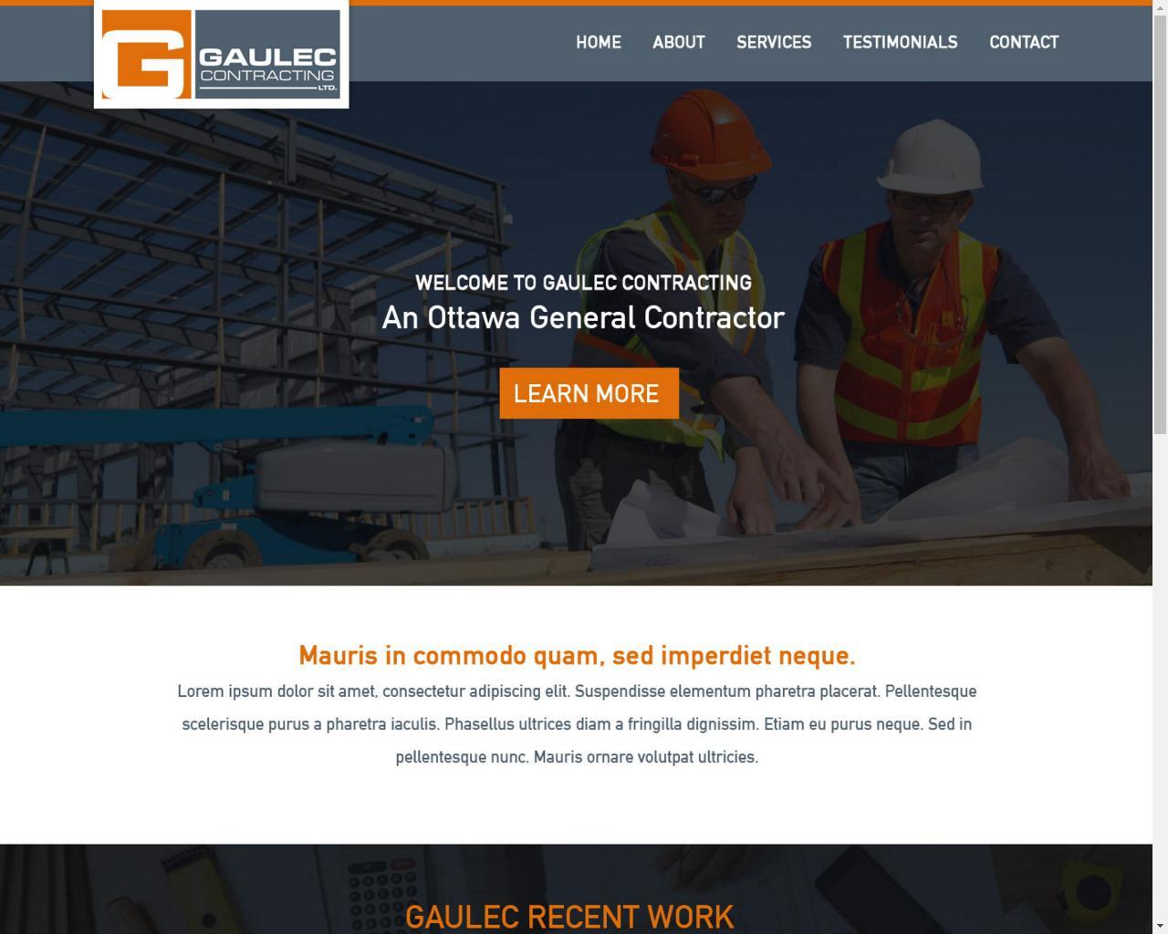 Gaulec Contracting Ltd.