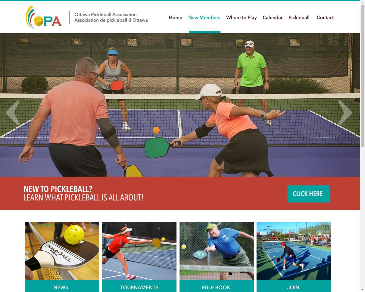 Ottawa Pickleball Association