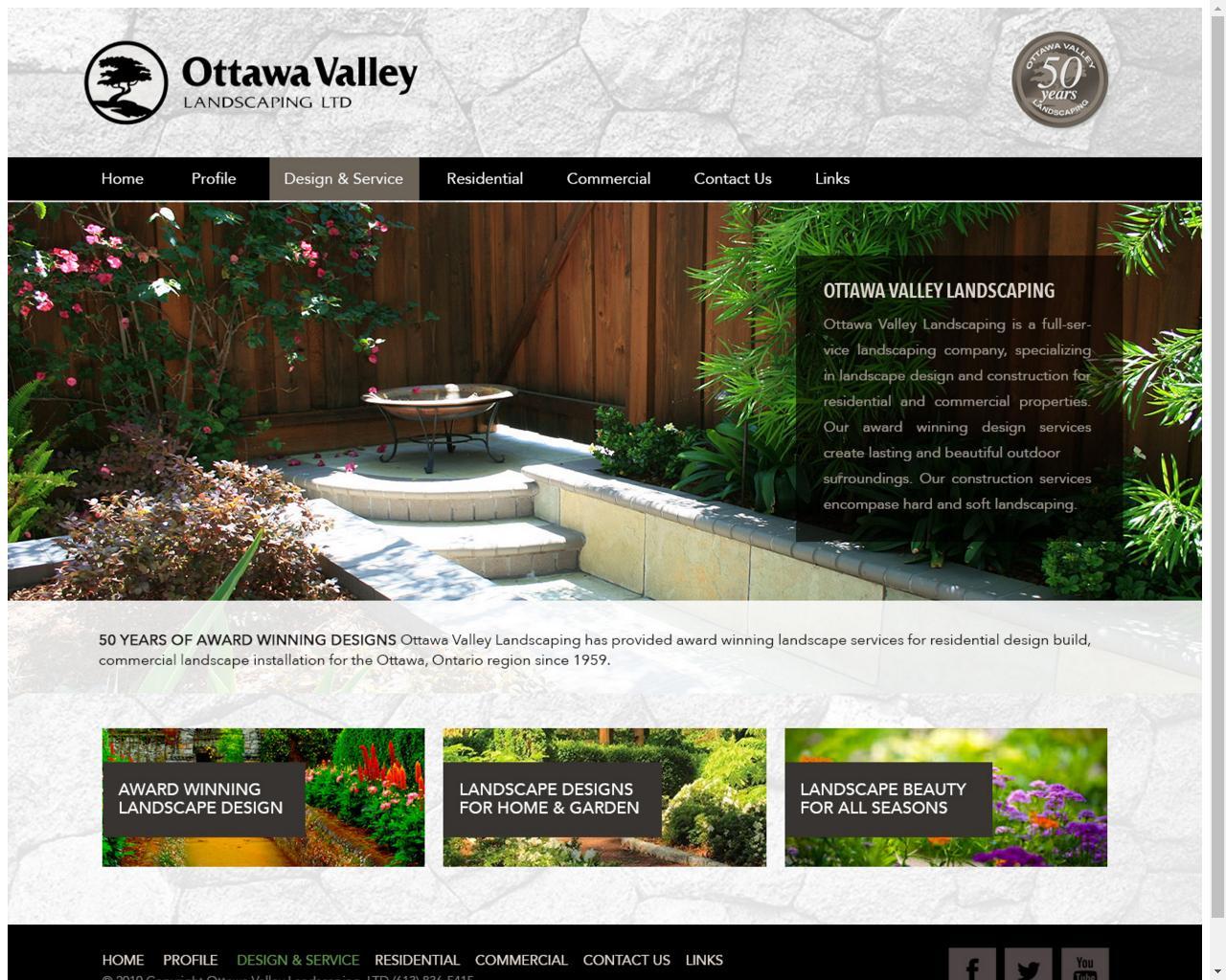 Ottawa Valley Landscaping