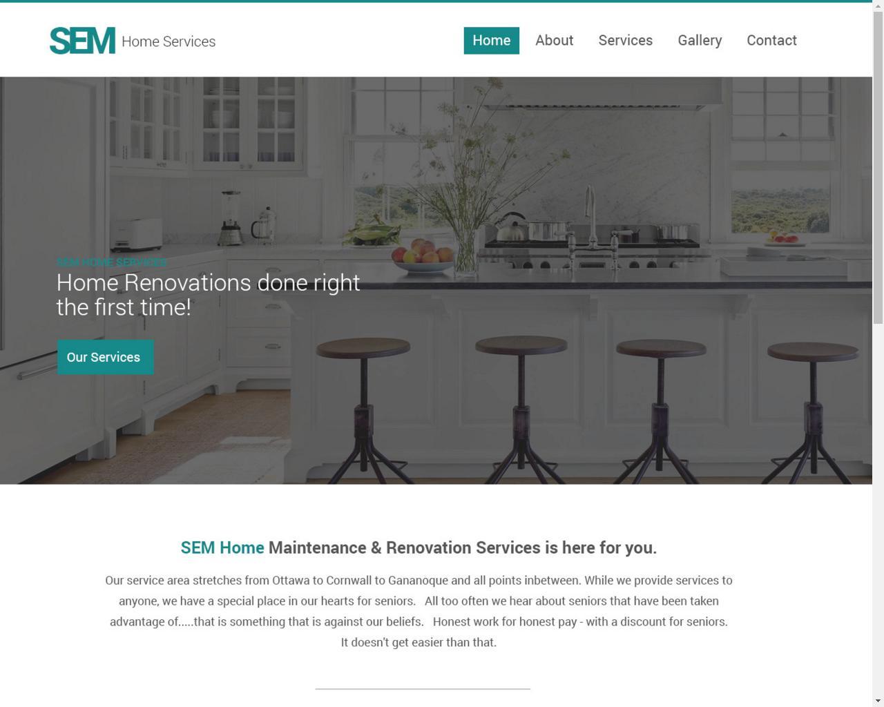 SEM Home Services