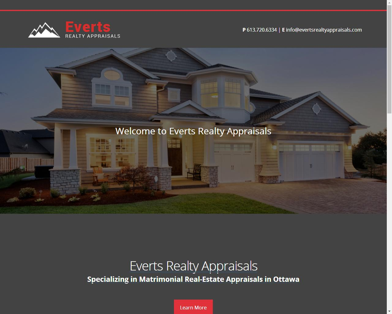 Everts Realty Appraisals