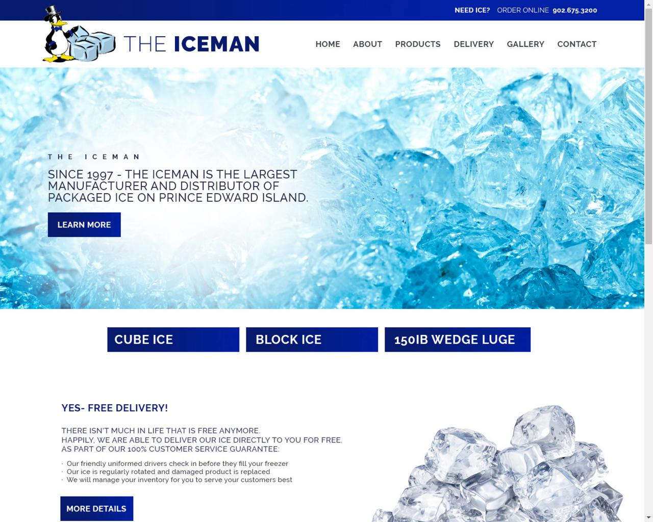 The ICEMan PEI