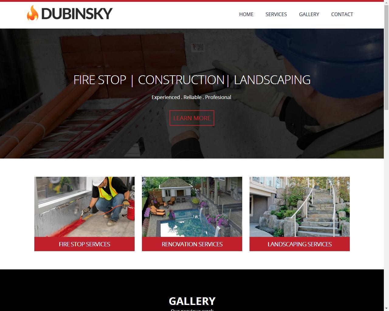 Dubinsky Construction