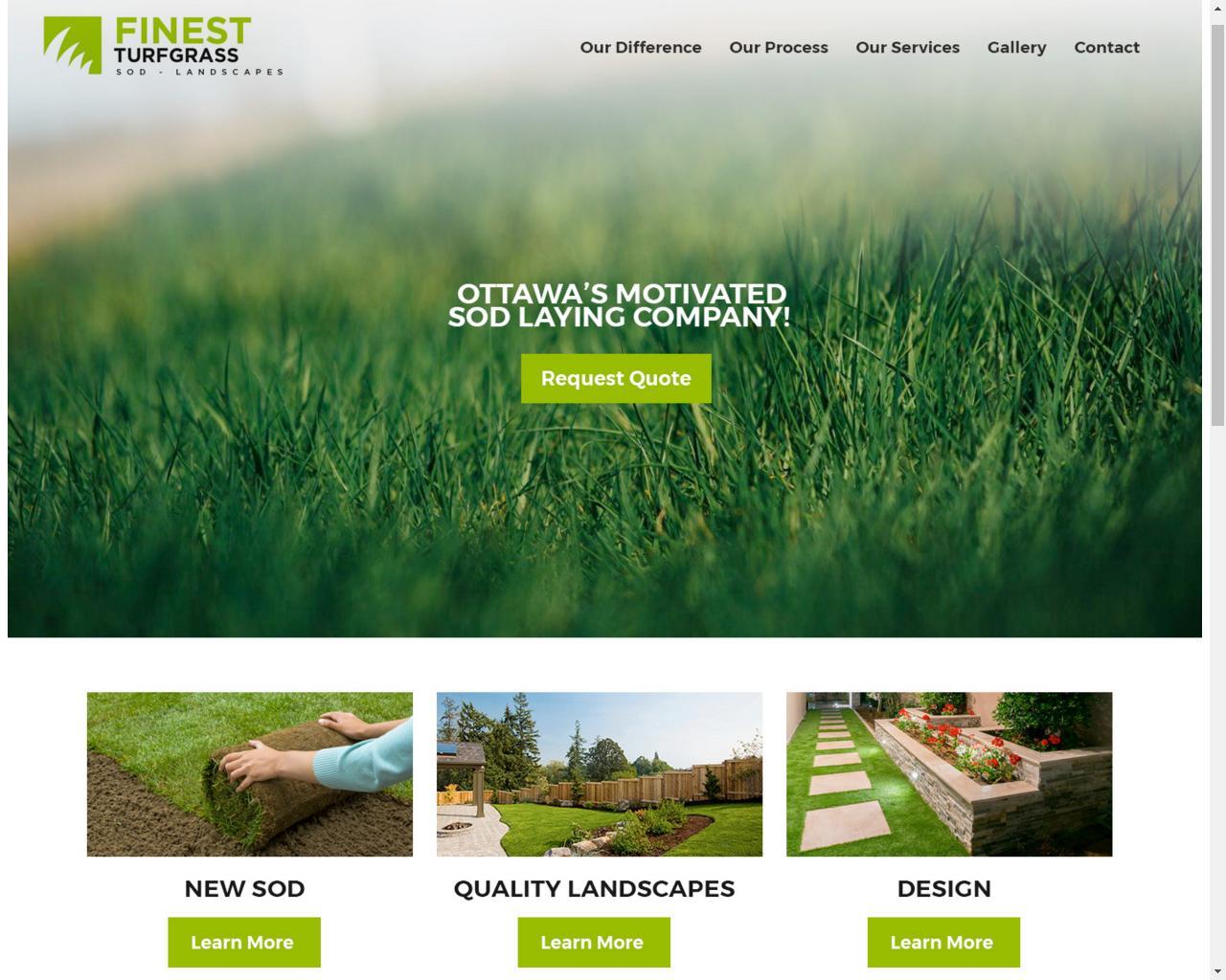 Finest Turf Grass