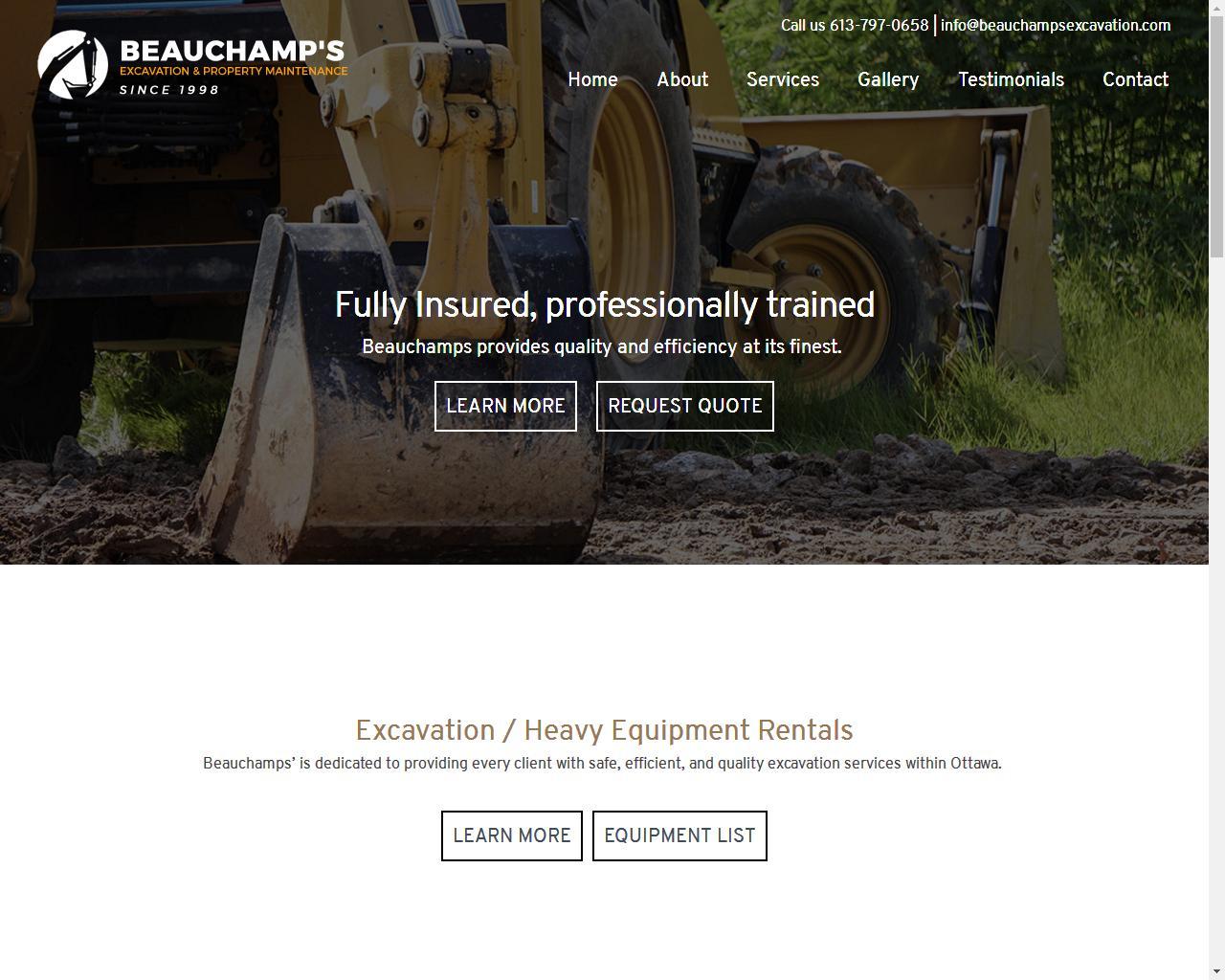 Beauchamp's Building & Property Maintenance