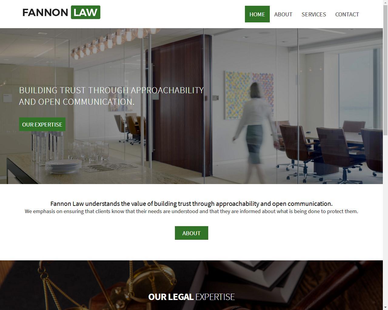 Fannon Law
