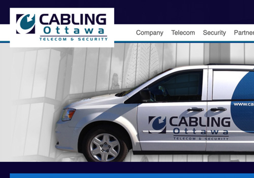cabling ottawa