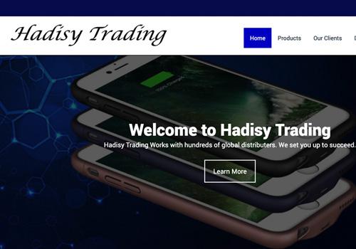 hadisy trading