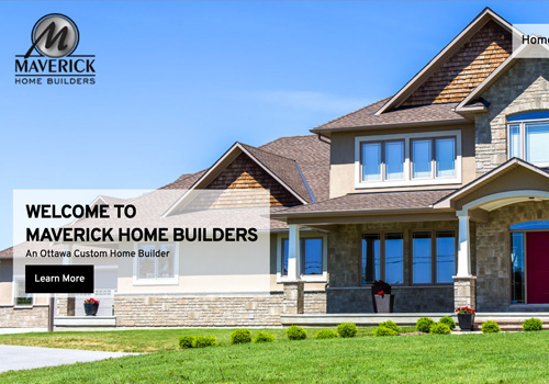 maverick home builder
