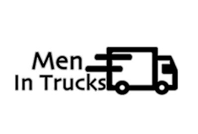 Men in truck